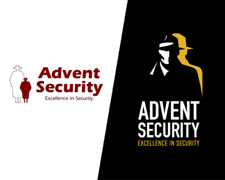 BossMan's new and updated Advent Security branding