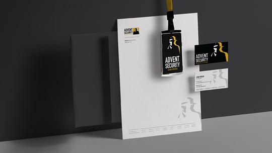 BossMan Media design of the new Advent Security
