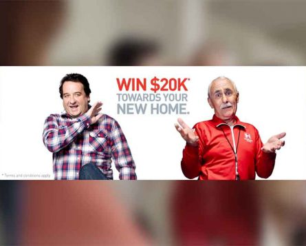 Homebuyers Centre Mick Molloy and the Coach