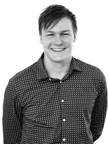 Harry Pepperell Multimedia & Content Coordinator