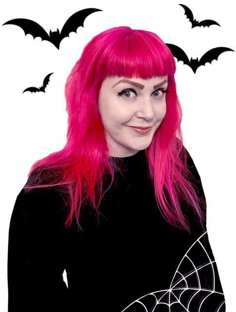 Lina Halloween Enthusiast