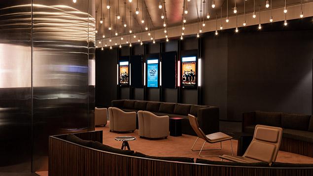 Palace Raine Square Cinemas Lounge Area